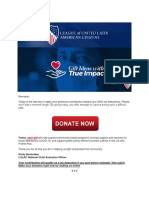 LULAC - Your Gift Will Help Expand Community-based Programs