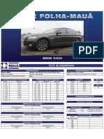 Teste Folha-Mauá - BMW 550i V8