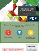 Neurobiología de la personalidad