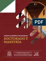 Brochure Posgrado 20