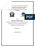 cafe organico - formulacion y evaluacion de proyectos (1)