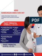PAKET PRENATAL NARAYA MEDICAL CENTER