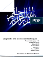 Diagnostic and Biomedical Techniques