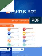 Manual de Usuario del E-Campus de la OIM