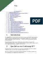 2-Adressage IPV4