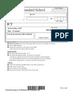 (9-1) IGCSE ICT CHAPTER 6