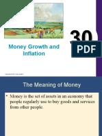 30 Money Inflation