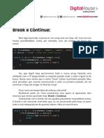 Conceito - Break e Continue .pdf