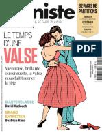 Pianiste magazine - 119 - Novembre Décembre 2019
