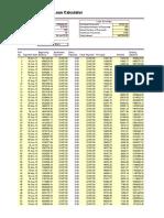 Copy of Loan Calculator