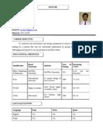 arok resume