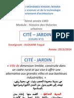 histoire des théories urbaines cours n_1