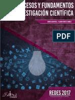 Procesos y Fundamentos de la investigación Científica