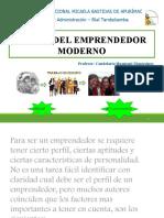 sesion 2 perfil del emprendedor moderno