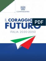 Libro Il+Coraggio+Del+Futuro Italia+2030-2050