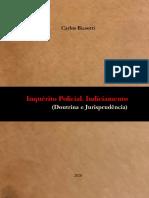 EMENTÁRIO FORENSE - Inquérito Policial. Indiciamento (Doutrina e Jurisprudência)