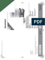 Vaporera Lidl Silvercrest Sdg 950