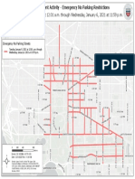 January 5th -6th, 2020 First Amendment Emergency No Parking Map