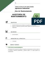 P9_Auditoria de Mantenimiento 2020 (1)