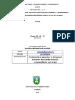 GUIAS 2 A 5 TECNOLOGIA E INFORMATICA SEXTO 2P