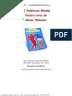 Ebook Shakes Anabólicos - Ganho de Massa (1)