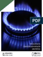Instalaciones de Gas - Parte 2