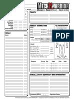 MechWarrior 3rd Edition (Character Sheet).pdf