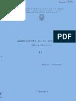 1977 - Macera, Pablo - Agricultura en el Perú, siglo XX (Documentos), T. II.pdf