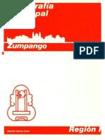 MONOGRAFIA ZUMPANGO 1985 ACTUALIZADA
