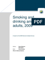GLFSmoking-DrinkingAmongAdults2009