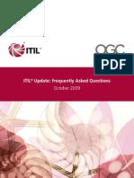 ITIL Update FAQs FINAL