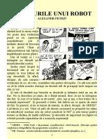 Almanah Anticipaţia 1987 - 17 Alexandr Petrin - Aventurile unui robot 2.0 ˙{SF}