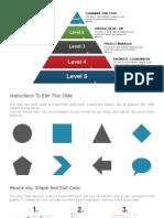 Escalation-Matrix-5-Levels-Free-Pyramid-PowerPoint-Template