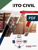 Direito Civil - Prescrição e Decadência - 2019 - 92p