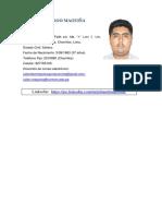 CV JDMC Académico