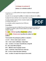 Résumé du cours de la biologie à la médecine II.docx