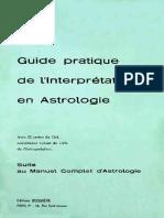 Guide Pratique de lInterprétation en Astrologie by Hadès, Alain Yaouanc (z-lib.org).pdf
