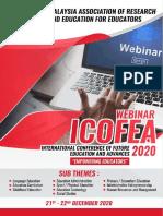 Buku Program ICOFEA 2020