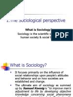 1-Sociology