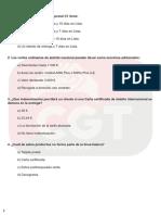 TemarioCGT2019 · Simulacro de examen · Reparto y clasificación