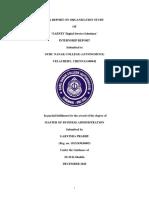 Prabhu Report