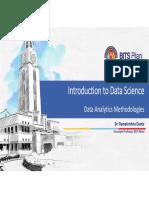 IDS_3 - Data Analytics_Part-2_Methodologies_Dantu