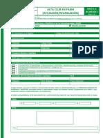 ALTA de un CLUB DEPORTIVO 2021 en la FAKM + FEKM - CSD