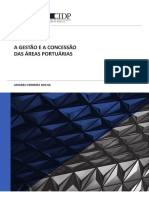 A Gestao e a Concessao Das Areas Portuarias(0)