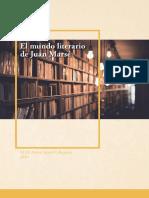 El mundo literario de Juan Marsé