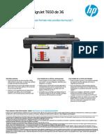 FICHA TECNICA PLOTTER HP T650.pdf