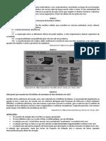Proposta 02 - Reutilização de materiais