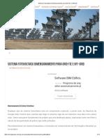Sistema Fotovoltaico Dimensionamento para Grid-Tie e Off-Grid -.pdf