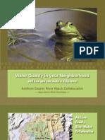 ACRWC New Haven River Brochure