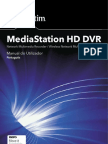 Verbatim_MediaStation_HD_DVR_User_Guide_PORTUGUESE